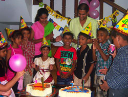 birthday parties sri lanka